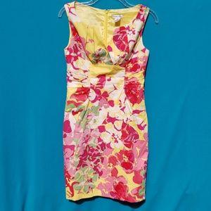 André Oliver Strapless Dress Size 4